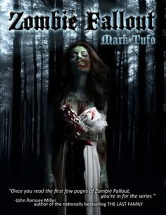 Zombie Fallout, the whole series is just good.  It has momentum and an interesting take on zombies.