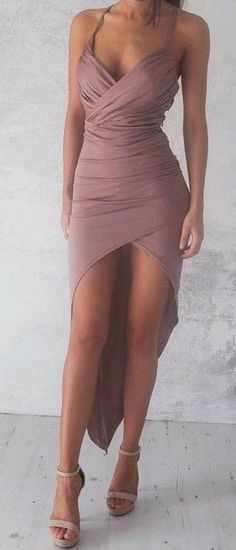 V-Neck Prom Dress,Sexy Evening Dress,Simple Party Dress - outfits - Dress High Low Prom Dresses, Backless Prom Dresses, Homecoming Dresses, Sexy Dresses, Short Dresses, Dress Prom, Formal Dresses, Ball Dresses, Tight Dresses