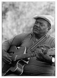 Blues musician Nathaniel H. ''Nat'' Reese (March 4, 1924-June 8, 2012)   Born in West Virginia Nat was a multitalented blues artist who over the years worked with many blues greats.