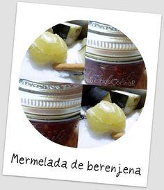 MERMELADA DE BERENJENA