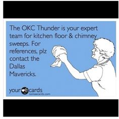 Clean Sweep! This made me laugh. :)  Thunder Up!