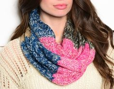 Knitted Scarf $12.00