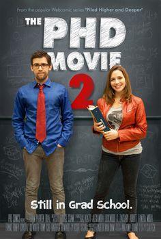 The PHD Movie 2!