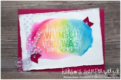 Stampin@first Bloghop Neuer Katalog, Karte zum #Geburtstag mit dem Stempelset #wunschparade von #stampinup, #embossing, #aquapainter #crafting #ilovestamping #kartenbasteln #karte #happybirthday #art