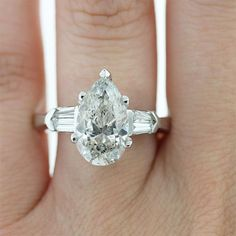 Engagement Rings 2017 Eye Candy: 2 Carat Engagement Rings And Up Please