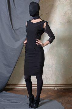 Boudoir Veronica Frisan Style Veronica, High Neck Dress, Edd, Boudoir, Collection, Dresses, Blog, Fashion, Turtleneck Dress