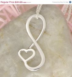 Hey, I found this really awesome Etsy listing at https://www.etsy.com/listing/123502351/valentines-day-sale-infinity-pendant