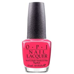 OPI is the salon professional's choice for high quality and performance nail products. OPI Nail Lacquers deliver sophisticated, fashion-forward colors with iconic shade names that are as individual and expressive as the women that wear them. #affiliate