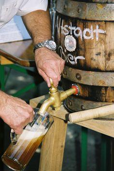 beer festival Bergkirchweih #Erlangen #Bavaria