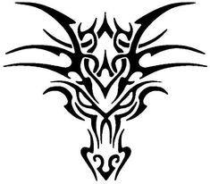 4 Tribal Head Dragon Tattoos For Men - Chopper tattoo website designChopper taken . - 4 Tribal Head Dragon Tattoos For Men – Chopper tattoo website designChopper taken …, - Dragon Tattoos For Men, Chinese Dragon Tattoos, Tribal Tattoos For Men, Girls With Sleeve Tattoos, Tattoos Skull, Bad Tattoos, Dragon Tattoo Designs, Tribal Tattoo Designs, Arrow Tattoos