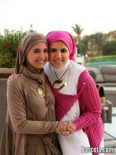 Hanan turk & fashionist naema kamil