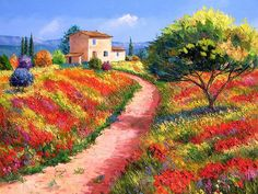 paintings | Classic Paintings of Jean Marc Janiaczyk, France