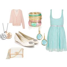 Easter Outfit.love the dress