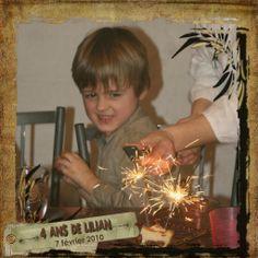 Anniversaire de  Lilian 2010