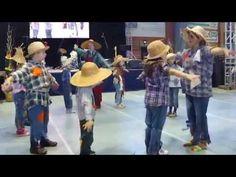 Szivárvány ovisok tánca - YouTube
