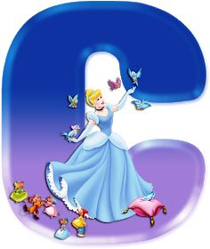 Disney Princess Birthday Party, Cinderella Party, Alphabet Wallpaper, Heart Wallpaper, Flower Letters, Monogram Letters, Gold Letters, Scrapbook Da Disney, Tiana Disney