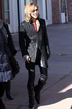 Yoshiki Hayashi Pictures - Celebrities Out and About at the Sundance Film Festival - Zimbio