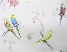 Chirpy Paper_001 Blendworth Chirpy Wallpapers to buy