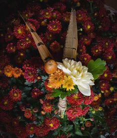 Autumnal Scottish Buttonhole Pheasant Feathers, Autumnal, Florals, Painting, Art, Floral, Art Background, Flowers, Painting Art