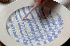 10 Satz Einweg Pappteller Tassen Polka Dots Printed Hochzeit Geschirr Set