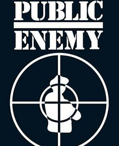 Chuck D designed this logo himself in 1986.