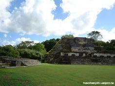 Altun Ha, Belize has some amazing Mayan ruins.