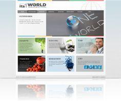 Webseite der its1world Gruppe Zürich mit zentraler Verwaltung aller Gastronomiebetriebe im Bereich Online-Marketing, CMS, Social-Media, Newsletter, Community und Gutscheinshop