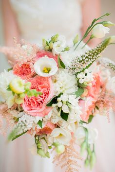 Wedding Bouquet - Vintage Inspirations