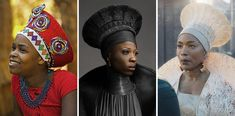 The Afrofuturistic Designs of 'Black Panther' - The New York Times Film Black Panther, Black Panther Costume, Zulu Women, Concept Clothing, Best Costume Design, Movie Black, Wedding Scene, African Tribes, Married Woman
