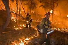A new report released on Friday by the Department of Agriculture projects spending by the U.S. Forest Service and the Department of the Interior to fight wildfires this year will exceed the $1.4 billion authorized by Congress by over $400 million.