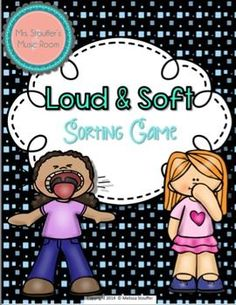A great activity for a Kodaly Inspired Kindergarten Class Review the concepts Loud and Soft using this as a music center, or a worksheet. Includes a written assessment for the concept. Other Opposite Sorting Centers:Opposites BundleFast/SlowLoud/SoftHigh/LowLong/ShortMore Activities for Young MusiciansPuppets and Paper Dolls for MusicShape Composing~~~~~~~~~~~~~~~~~~~~~~~~~~~~~~~~~~~~~~~~~~~~~~~~~~~~~Customer Tips:How to get TPT credit to use on future purchases: Please go to your My…
