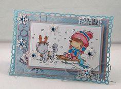 Whiff of Joy Blog challenge Snow