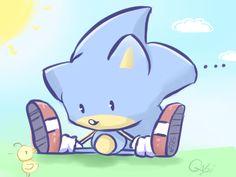Sonic!! :3