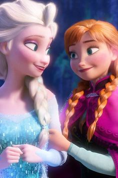Sisters Forever ( Frozen ) <3<3