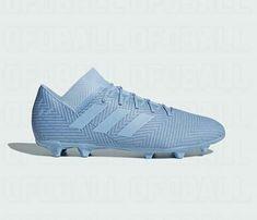 adidas Nemeziz Messi 18.3 FG Firm Ground Kids Football Soccer Boot Spectral Mode