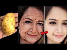 mască de față anti-îmbătrânire a cartofului, secret anti riduri pentru a arăta mai tânăr cu 10 ani - YouTube Potato Face Mask, Anti Aging, Facial, Anti Ride, Belly Fat Loss, Wrinkle Remover, Youtube, Japanese Beauty, Anti Wrinkle