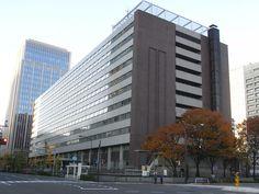 経済産業省総合庁舎別館 - 経済産業省 - Wikipedia