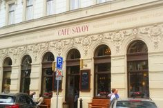 cafe-savoy-12 Now you can travel and see it with us (TresBohemes) at TenDaysInPrague.com.  #cafe #prague #literarycafe #czechoslovakiancafes #czechcafe #europeancafe #kafkacafe #einsteincafe #writerscafe #praguecafe #java #bohemiancafe #bohemianliterarature #bohemians