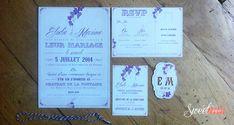 fairepart-mariage-vigne-vintage-americain-baker-twine-violet
