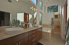 Beautiful, warm, contemporary house