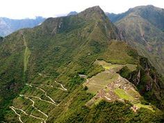 Machu Picchu...I have ALWAYS wanted to go here.