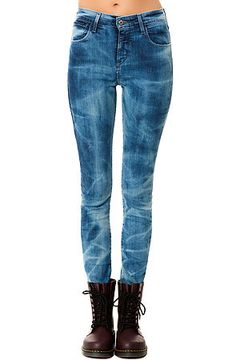 The Hi-Rise Skinny in Jewel Reflection by Levis use rep code: OLIVE for 20% off!