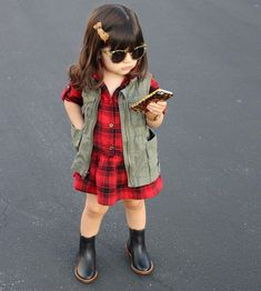 Toddler girl fashion @KortenStEiN