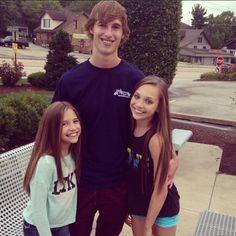 August 20, 2014: Love my brother! Everyone follow him ☺️ @.tylerzieglerr