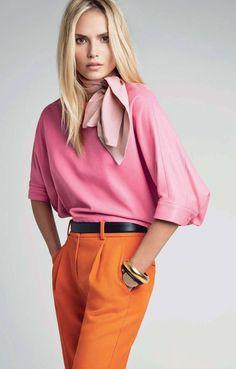Natasha Poly for Vogue China