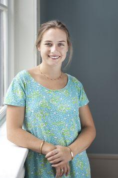 Annabel Armstrong, B.F.A. fashion student, Milton, Massachusetts  http://www.scad.edu/fashionshow/  #SCADFashion