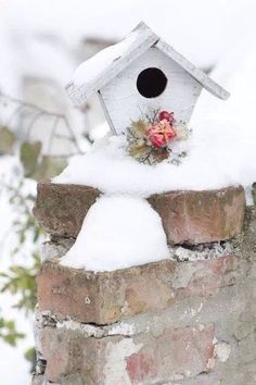 Cute way to feed the birds this winter cupcake suet - Le petit jardin winter garden lyrics toulouse ...