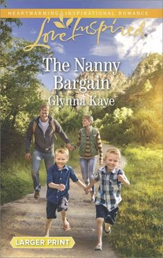 Concerned for his orphaned twin brothers, outdoor-gear shop owner Sawyer Banks urges new employee Tori Janner to apply for the nanny position their grandparents are advertising…and spy for him. With plans to start over in Hunter Ridge and dreams of reviving her quilting business, Tori takes the job—but refuses to report to Sawyer unless the boys' welfare is in danger. But soon it's her own heart that's in jeopardy.