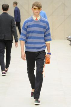 Burberry Prorsum Men's RTW Spring 2014 - Slideshow