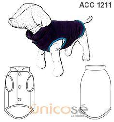 moldes de ropa para perros - Buscar con Google